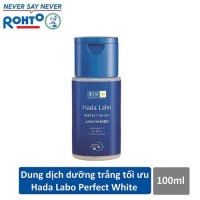 Dung dịch dưỡng trắng Hada Labo Perfect White Lotion 100ml