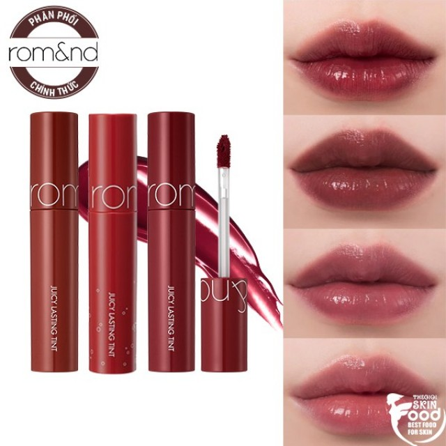 Son Tint Lì Romand Juicy Lasting Tint 5.5g